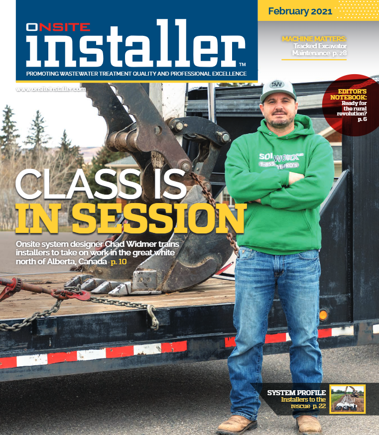Feature Article - Onsite Installer